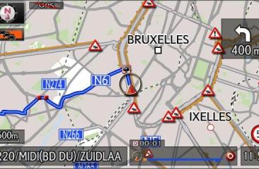 Lexus navigacijos sistema