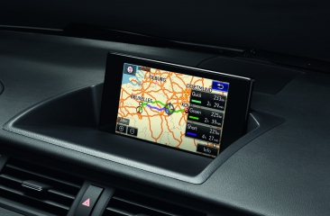 Lexus navigacija